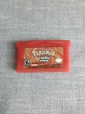 Pokemon Fire Red Gameboy Advance GBA *Cart Only*