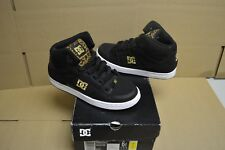 New in Box DC Shoes Youth Rebound Black / Wheat Hightops 302676B