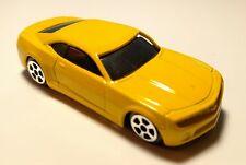 MAISTO 2006 CHEVY CAMARO CONCEPT  CAR Yellow