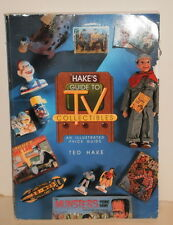 Hake's Guide to TV Collectibles (1990, Paperback)