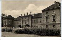 Rheinsberg Brandenburg DDR AK 1962 Partie Schloß Sanatorium Helmut Lehmann