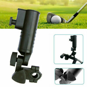 Porte-parapluie réglable universel pour poussette de chariot de club de golf