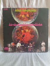 Iron Butterfly – In-A-Gadda-Da-Vida Vinyl LP 1972
