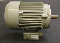 SIEMENS 1 Stück 3-Phasen-Drehstrommotor Bremsmotor 1 LC5 080-4EC22 0,55kW