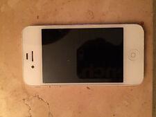 Apple iPhone 4 - 16GB - Weiß (Ohne Simlock) Smartphone