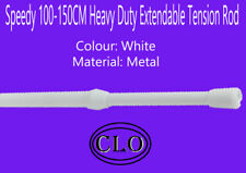 Speedy 100-150CM Heavy Duty Extendable Tension Rod For Light-Medium Net Curtains