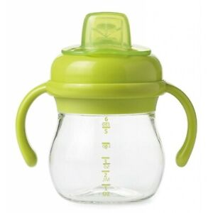 OXO TOT Soft Spout Training Cup Set - Green