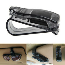 Car Sun Visor Eye Glasses Sunglasses Spectacles Holder Clip for Cash Money Card