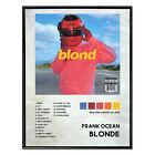 """Frank Ocean Album Poster Print Music Wall Art Blonde Premium Print 18"""" x 24"""""""