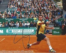 STANISLAS STAN WAWRINKA SIGNED AUTHENTIC 8X10 PHOTO B w/COA AUSTRALIAN OPEN B