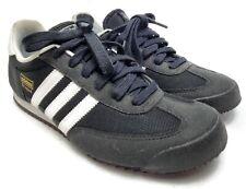 ADIDAS Originals Dragon Youth ART AF6267 Retro Shoe Navy White Size 7