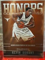 KEVIN DURANT 2015 PANINI COLLEGIATE TEXAS LONGHORNS HONORS SP INSERT HOT HOT HOT