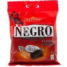 Negro Classic Traditional Hungarian Hard Candy Throat Lozenge 79g FREE SHIPPING