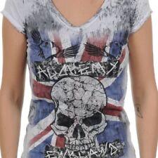 ALCHEMY ENGLAND GOTHIC T-Shirt Ladies Punk Taglia/Size L OFFICIAL MERCHANDISE