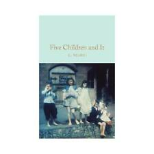 Five Children and It Macmillan Collector's Library by E. Nesbit Hardback BRAND N