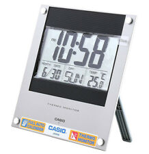 Reloj de pared Casio Thermo Monitor Digital ID-11S-2/de sobremesa