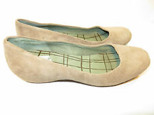 CAMPER Suede Wedged Heeled Shoes Women's Size 39 EUC