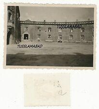 Alte Kaserne Fort Anlage siehe Foto Wehrmacht Besatzung 2 WK