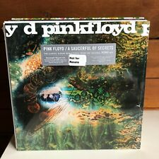 PINK FLOYD Saucerful of Secrets LP 2019 FACTORY SEALED NEW 180 gram MONO
