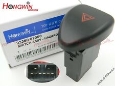 93360 02000 Hazard Switch Fits Hyundai Atos Atos Prime AB-05 9336002000