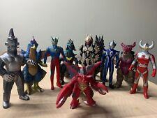 Bandai Ultraman & MonsterUsed - 10 Figures