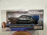 Jada Fast and Furious Brian's Nissan Skyline 2000 GT-R 1/32 Scale Die Cast