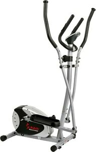 Sunny Health & Fitness SF-E905 Elliptical Machine Cross Trainer with 8 Levels