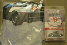 Hot Wheels Nationals/Convention 19th Dinner '81 Delorean DMC-12 w/ XL T-Shirt