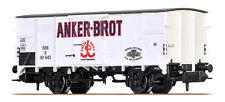 Brawa N 67422 Gedeckter Güterwagen Bauart G10 Anker Brot ÖBB EP III NEUHEIT 2017