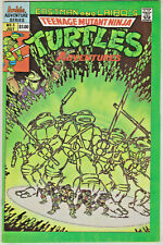 TEENAGE MUTANT NINJA TURTLES ADVENTURES#3 VF 1989 ARCHIE COMICS