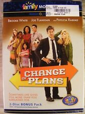 Change Of Plans (DVD, 2010) Brooke White/Joe Flanagan BRAND NEW!