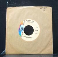 """Victor Lundberg - An Open Letter To My Teenage Son 7"""" VG+ 55996 Vinyl 45 Promo"""