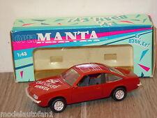 Opel Manta B Ey,Boah,Ey! van Praline 1:43 in Box *12307