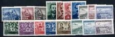 ALBANIEN 1950 482-499  ** POSTFRISCH TADELLOS JAHRGANG (I2047