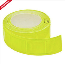 Oralite ® 10 x Réfléchissante Autocollant Sticker Réflecteur chat noir environ 50 mm