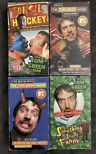 MTV's The Tom Green Show Uncensored VHS 2000 SMV Entertainment