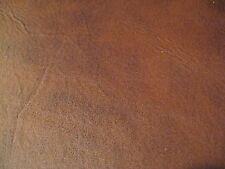 "6"" x 24""  8-10 oz DISTRESSED BUFFALO Veg Tan Leather for Sheaths Journal Wallets"