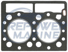 Head Gasket for Volvo Penta 2002 Series Marine Diesel, replaces 859094, 840328