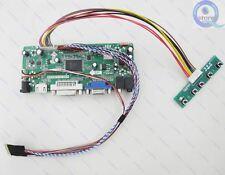 LCD LVDS Controller Board Driver Kit HDMI/DVI/VGA for 1366X768 LP156WH2-TLQB