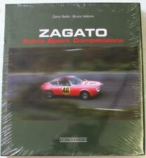 Zagato Fulvia Sport Competizione Carlo Stello Bruno Vettore Car Book
