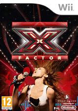 X-Factor Nintendo WII DEEP SILVER