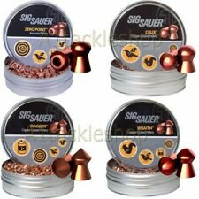 Sig Sauer Copper Coated .177 Airgun Pellets