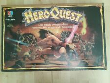 Hero Quest MB - HeroQuest - 1989 Version Francaise