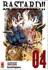 MANGA - Bastard!! Complete Edition N° 4 - Kazushi Hagiwara - Planet Manga NUOVO