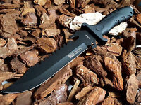 Messer Knife Bowie Buschmesser Coltello Cuchillo Couteau Hunting Jagdmesser