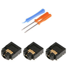 3x 3.5mm Port Headphone Audio Jack for Xbox One Controller + Screwdriver Kit