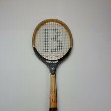 "BANCROFT Wimbledon Bjorn Borg Model Wood Tennis Racket Racquet 4 5/8"""