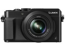 Panasonic LUMIX DMC-LX100 12.8MP Digital Camera - Black