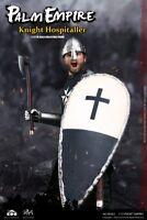 COOMODEL PE003 POCKET EMPIRES Warrior HOSPITALLER KNIGHT 1/12 Figure