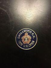 1909 US Open Golf Ball Marker - Englewood Golf Club - George Sargent Winner